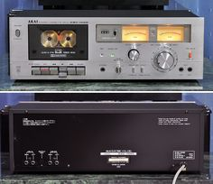 AKAI GXC-706D Hi Fi System, Audio System, High End Audio, Hifi Audio, Audio Equipment, Sound & Vision, Deck, Technology, Vintage