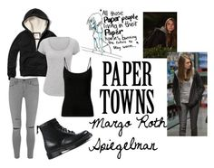 """""""Margo Roth Spiegelman"""" by dnt-get-hacked on Polyvore"""