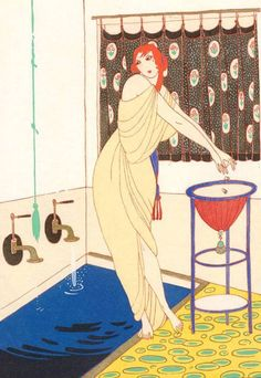 Le Bain, Charles Martin  1913