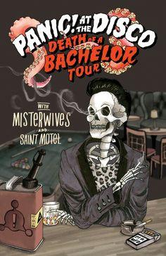 Death Of A Bachelor Tour || Pinterest: @BruhItsAz ♡