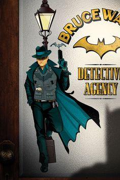 DC Comics Bombshells BATMAN #43 Variant Cover