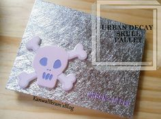 Kanwal Ikram's Blog: Urban Decay Skull Pallet - [Review & Swatches]