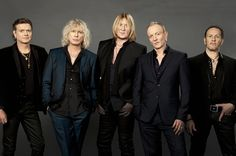 Exclusive: Def Leppard Announces Summer Concert Tour With Styx and ...