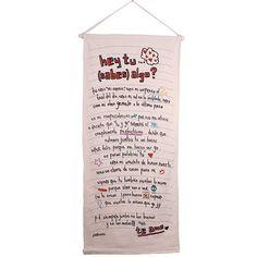 ¡Pergamino con un mensaje suuper romántico!...