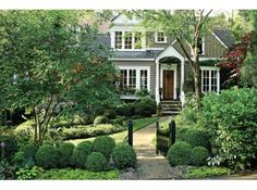 Natural Beauty | Atlanta Homes & Lifestyles Robert Norris Home & Garden of Spitzmiller & Norris