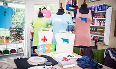 Home & Family - Tips & Products - DIY Silk Screen Printing with Tamara Berg | Hallmark Channel