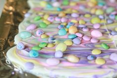 This looks like total fun and deliciousness to make for a Fun Easter Treat.