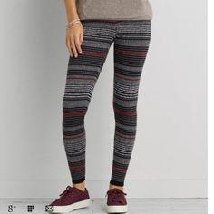 New American Eagle Sweater Leggings - XLarge Brand new American Eagle Outfitters Pants Leggings