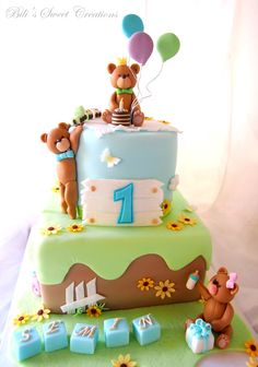 1. birthday cake