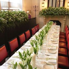 Stunning floral arrangement in our #privatediningroom for a recent event ���� #LilyOfTheValley #Flowers #FlowerArrangement #Spring #Events #PrivateDining #GroupDining #TheGilbertScott #MarcusWareing #StPancrasRen #StPancrasRen #StPancrasHotel #RenHotels #KingsCross #London  #Regram @petalandgrace http://w3food.com/ipost/1510287338197887661/?code=BT1nlUODiqt
