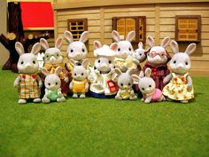 Cottontail rabbit Sylvanian family