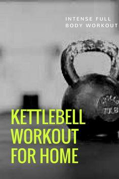 kettlebell workout for hom