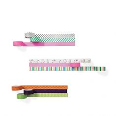DECORATIVE STICKING TAPE : NEW FOR AUGUST 2014 : Tiger UK