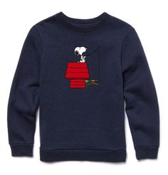 Lacoste Collection Peanuts, Snoopy playing with the crocodile of Lacoste, fantastic