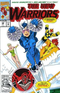 """The Torpedo armor was found by a suburban exec in 70s """"Daredevil."""" Now it's worn by a teen calling herself Turbo! The armor was created by aliens appearing in Marvel's """"Rom"""" comics. Turbo's adventures continued in """"Avengers Academy"""" under taskmaster Hawkeye."""