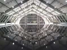"Antony Gormley ""Horizon field Hamburg"" Deichtorhallen 2012"