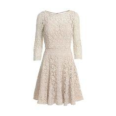 Sweetness Crotchet Lace Dress - Reiss