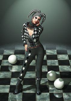 ~Dark Vialle~ for Laura (chevybabe25)