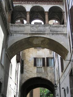 Arches of Spoleto, Umbria, Italy Copyright: Rebecca Jane