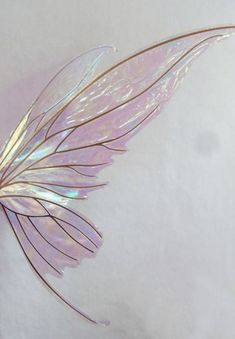 Head Accessories, Butterfly Wings, Pink Aesthetic, Faeries, Aesthetic Pictures, Aesthetic Wallpapers, Delicate, Purple, Lilac