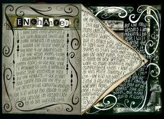 Swirly journal pages by Ingrid Dijkers (1)