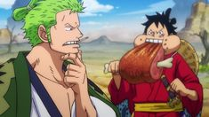 Anime Screencap and Image For One Piece Zoro One Piece, One Piece Anime, Anime One, Anime Couples Manga, Cute Anime Couples, Anime Girls, Miyazaki Spirited Away, Hayao Miyazaki, Cowboy Bebop Anime