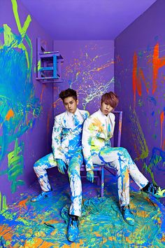 Infinite H - Hoya and Dongwoo