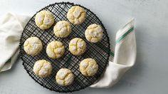 Cake Mix Gooey Butter Cookies