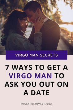 Got your eye on a sexy Virgo man? Wondering how to get him to ask you out on a date? It can seem like a daunting task, but it's definitely possible if you know a little bit of astrology! Here are some tips to help get his eye on you — and a date in your planner! Love Astrology, Virgo Men, Your Man, Got Him, His Eyes, The Secret, Behavior, Dating, Relationship