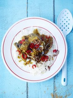 Malaysian beef curry | Jamie Oliver