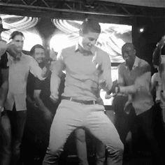 james rodriguez dancing.. un súper bailarín! :-)
