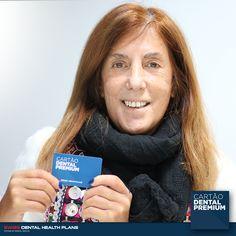 Seja como a nossa paciente Júlia Guedes e adira ao Cartão Dental Premium! Não adie mais a sua felicidade, continue a sorrir sem pausas! Use e abuse dos nossos serviços: + de 75 tratamentos incluídos num só Cartão! ----- SAIBA TUDO EM http://cartaodentalpremium.com/#comoaderir > 800 CAR TAO / 800 227 826 #SwissDentalHealthPlans #CartãoDentalPremium #CartãoDeSaúde#Clínica #Implantes #Dentista