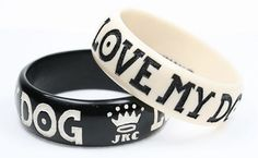 Love Me, Love My Dog Bangles