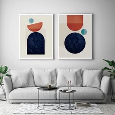Geometric Play is a set of 2 no. geometric canvas prints in mid century modern style. They feature textured, navy & orange shapes on a neutral beige background. The design is amhpasized by a white border all around. Make your living room stand out with this geometric canvas art set. Stretch Canvas, Geometric Art, Hanging Art, Modern Canvas Art, Canvas Frame, Art Set, Canvas, Diptych, Traditional Picture Frames