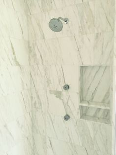 Detail - Master Bath Shower | Interior Designer: Carla Aston