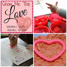 Still Playing School: 15 Valentine's Day Activities for Kids