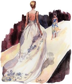 LELA ROSE - THE FINAL LOOK | Inslee by Design
