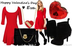 Look for Valentine's day. Let's get inspired!