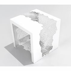 Hive Side Table - Click to enlarge