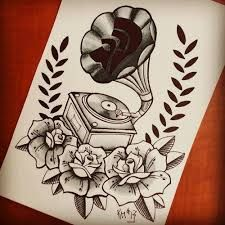 neo traditional tattoo secret - Google Search