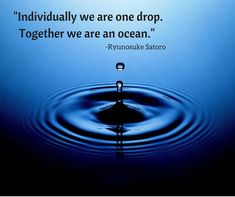 Who Cares, One Drop, Giving Back, Charity, Women, Women's