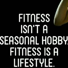 You can't expect to get to where you want to be when you treat fitness as a seasonal hobby. Your fitness and your health shouldn't be a part time thing or something you decide to work on before the summer comes. It should be something you work on all year round to better your life. You just do it part time then you get only part time results. #cresultsfitness #results #motivation #fit #fitness #fitfam #train #personaltrainer #personaltraining #exercise #eatclean #mealprep #eat #hustle #grind…
