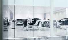 McLaren Factory