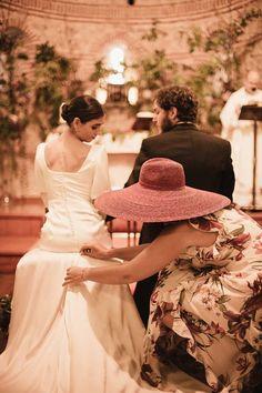 La boda de Rocío y Óscar en Guadalajara ©Dos más en la mesa