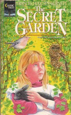 The Secret Garden by Frances Hodgson Burnett - Unabridged -  Paperback - S/Hand