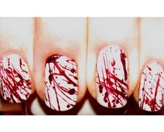 30 Hot Halloween Nail Looks - From Spooky Skeleton Manicures to Glam Superhero Talons (TOPLIST)