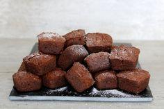 Koolhydraatarme, glutenvrije en suikervrije brownies!