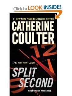 Amazon.com: Split Second (An FBI Thriller) (9780515150964): Catherine Coulter: Books