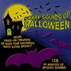 Noteworthy - Scary Sounds of Halloween Halloween Sounds, Halloween Birthday, Birthday Fun, Halloween Party, Scary Sounds, Halloween Pictures, Make It Yourself, Album, Art Prints
