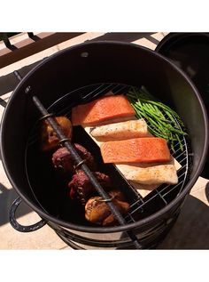 Hinged Grill Grate - Pit Barrel Cooker
